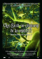 What the Bleep Do We Know - French Movie Poster (xs thumbnail)
