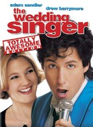 The Wedding Singer - DVD movie cover (xs thumbnail)