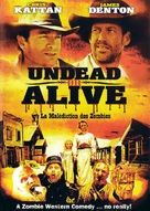 Undead or Alive - French Movie Cover (xs thumbnail)