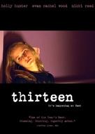 Thirteen - Movie Poster (xs thumbnail)