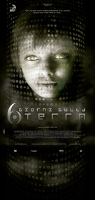 6 giorni sulla terra - Italian Movie Poster (xs thumbnail)