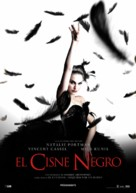 Black Swan - Argentinian Movie Poster (xs thumbnail)