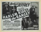 Harlem Rides the Range - Movie Poster (xs thumbnail)