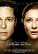 The Curious Case of Benjamin Button - Norwegian Movie Poster (xs thumbnail)