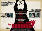 The Burning - Re-release poster (xs thumbnail)