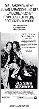 Bull Durham - German Movie Poster (xs thumbnail)