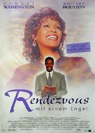 The Preacher's Wife - German Movie Poster (xs thumbnail)
