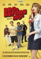 Bro's Before Ho's - Dutch Movie Poster (xs thumbnail)