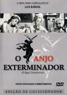 Ángel exterminador, El - Brazilian DVD cover (xs thumbnail)