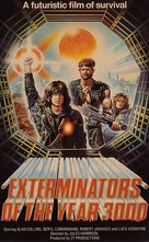 Exterminators of the Year 3000 - Movie Cover (xs thumbnail)