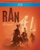 Ran - Blu-Ray movie cover (xs thumbnail)
