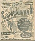 Copacabana - poster (xs thumbnail)