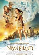 Nim's Island - Dutch Movie Poster (xs thumbnail)