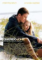 Dear John - Spanish Movie Poster (xs thumbnail)