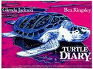 Turtle Diary - British Theatrical poster (xs thumbnail)