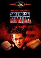 American Ninja - DVD cover (xs thumbnail)