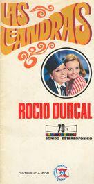 Las leandras - Spanish Movie Poster (xs thumbnail)