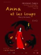 Ana y los lobos - French Movie Poster (xs thumbnail)