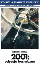 2001: A Space Odyssey - Polish Movie Cover (xs thumbnail)