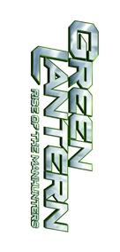 Green Lantern: Rise of the Manhunters - Logo (xs thumbnail)