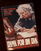 Lady for a Day - Spanish poster (xs thumbnail)
