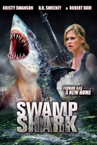Swamp Shark - DVD cover (xs thumbnail)
