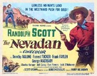 The Nevadan - Movie Poster (xs thumbnail)