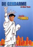 Le gendarme à New York - Dutch DVD cover (xs thumbnail)