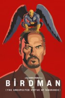 Birdman or (The Unexpected Virtue of Ignorance) - Movie Cover (xs thumbnail)