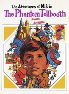 The Phantom Tollbooth - DVD cover (xs thumbnail)