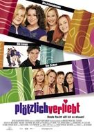 Sleepover - German Movie Poster (xs thumbnail)