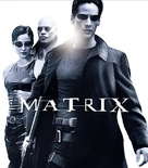 The Matrix - Blu-Ray movie cover (xs thumbnail)