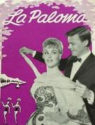 La Paloma - Danish poster (xs thumbnail)