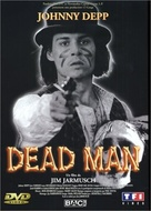 Dead Man - French DVD movie cover (xs thumbnail)