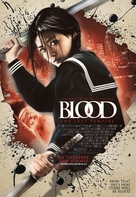 Blood: The Last Vampire - Movie Poster (xs thumbnail)
