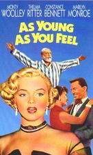 As Young as You Feel - DVD cover (xs thumbnail)