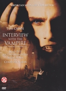 Interview With The Vampire - Belgian DVD movie cover (xs thumbnail)