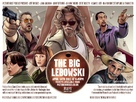 The Big Lebowski - British Movie Poster (xs thumbnail)