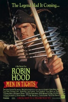 Robin Hood: Men in Tights - Advance movie poster (xs thumbnail)