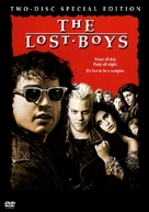 The Lost Boys - DVD movie cover (xs thumbnail)