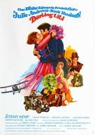 Darling Lili - German Movie Poster (xs thumbnail)