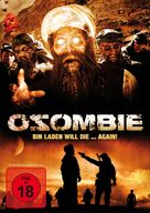 Osombie - German DVD cover (xs thumbnail)