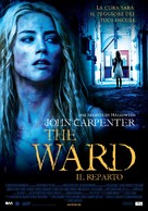 The Ward - Italian Movie Poster (xs thumbnail)
