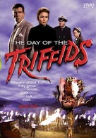 The Day of the Triffids - DVD cover (xs thumbnail)