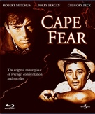 Cape Fear - Blu-Ray movie cover (xs thumbnail)