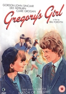 Gregory's Girl - British DVD movie cover (xs thumbnail)