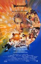 Innerspace - Venezuelan Movie Poster (xs thumbnail)