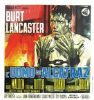 Birdman of Alcatraz - Italian Movie Poster (xs thumbnail)