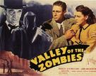 Valley of the Zombies - Movie Poster (xs thumbnail)