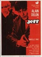Jeff - Spanish Movie Poster (xs thumbnail)